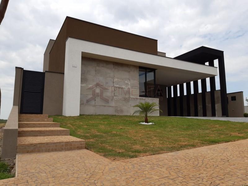 Foto: Casa em Condominio - Bonfim Paulista - Ribeirão Preto