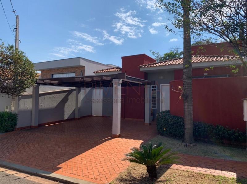 Foto: Casa em Condominio - Nova Aliança - Ribeirão Preto